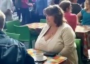 Horny homemade Grannies, Public porn movie