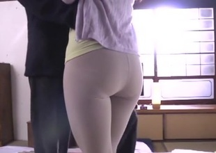 Hot a-hole wife Sewaka Hayase reamed by large cock
