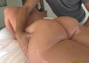 At no time ending booty delight with sexy Kelly Divine!
