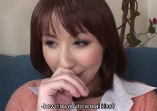 Seira Aikawa in Seira Aikawa is a good teacher ready to assist to all her students - AviDolz
