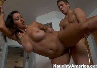 Persia Monir & Chris Johnson in My Allies Sexy Mommy