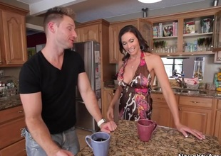 Raven LeChance & Levi Specie in My Allies Sexy Mom