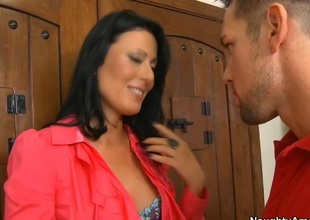 Zoey Holloway & Johnny Castle in My First Sex Teacher