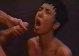 Best cum on face taking scenes