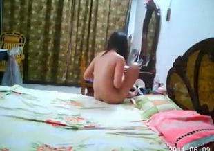 Pattaya girl just spreads her legs and lies like a dead fish, during the time that the party guy does his thing.