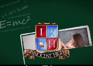 InnocentHigh - School Hotty Hopeless For Teacher's Jock