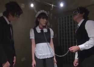 Incredible Japanese chick Kanako Iioka in Exotic JAV uncensored Irrumation movie