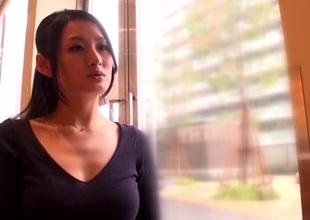 Risa Murakami in Secretary in Coercion Suite Room part 2.1