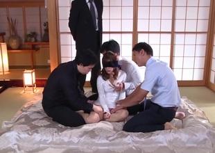 Hottest Japanese slut Minami Kojima in Exotic fingering, facial JAV movie