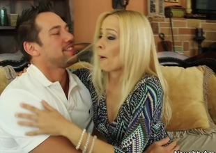 Payton Leigh & Johnny Castle in My Allies Hawt Mom