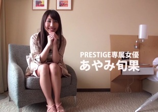 Amazing Japanese model Ayami Syunka in Avid couple, cunnilingus JAV movie