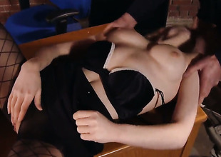 Lily LaBeau wants this hardcore fuck session with hot fuck buddy Charles Dera to last forever