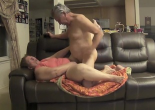 Sex with horny granny!