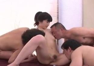 GorgeousВ Mizutama Remon enjoys rough pleasuresВ