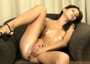 Sexy gf pussy fucked hard