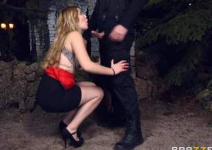 A great ass sweetheart with some large boobs and a long blond hair has a perfectly round arse and shes just the ideal sweetheart for an ass worship video. Watch to enjoy, fellas