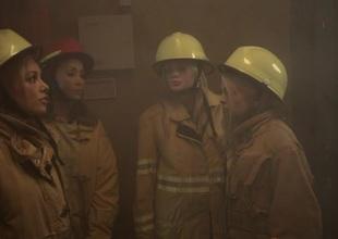 Jesse Jane, Katsuni, Kayden Kross, Raven Alexis & Riley Steele  in Body Heat, Scene 7