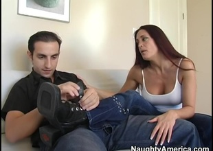 Cheyenne Hunter & Andrew Andretti in My Friends Hot Mama