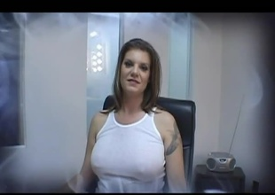 Lex Steele loves banging some sexy MILF pussy...and if u like MILFS too, then this is definately a scene you're going to want to check out! Watch as Lex gets his rocks off with the wonderful brunette MILF Kayla Quinn. Did I mention this slut has a huge p