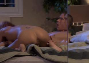 Kirsten Price is one petite and ravishing redhead and shes gonna have some hardcore romance sex in her bedroom with her man. Its like fireworks, man, like fucking fireworks. Sparks flying everywhere