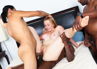 Kristen Kross in GangLand Cream Pie #28, Scene #01