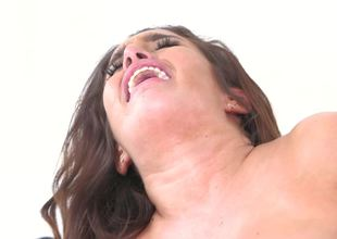 Mila Marx anally drilled by his additional thick cock