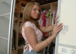 Jude Shows Her Naughty Side In Her Miniskirt