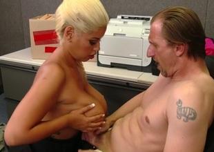 Bridgette B. & Mark Ashley in Naughty Office