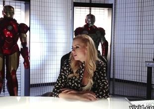 Iron Man XXX: An Axel Braun Parody - Vivid